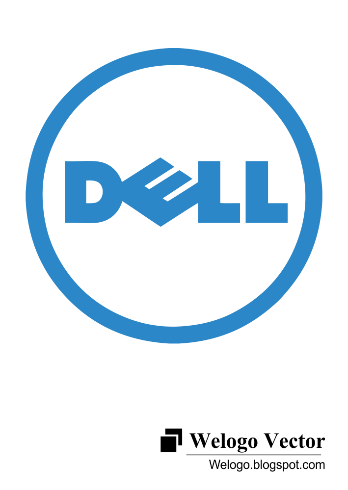 Dell logo png. Vector ai file welogo