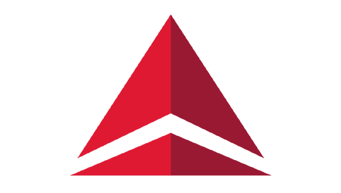 Delta logo png. Air lines symbol meaning