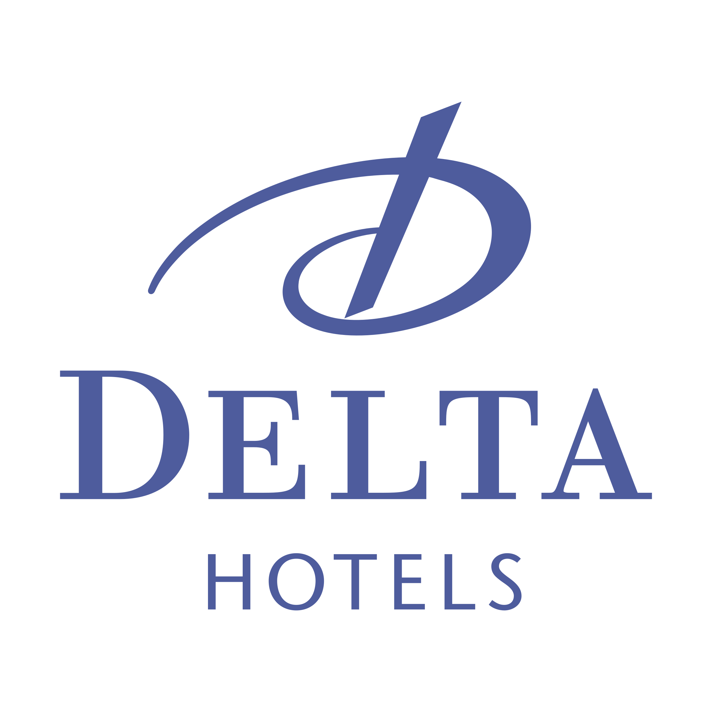Delta vector. Hotels logo png transparent