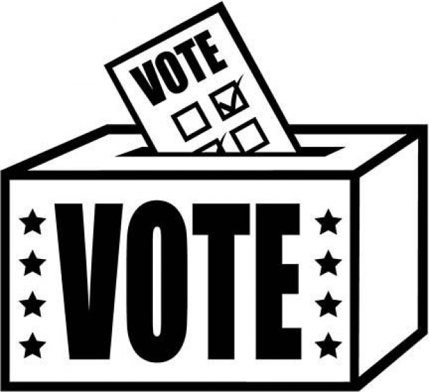 Democracy clipart voting poll. Making work change new image
