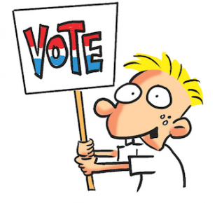 Democracy clipart voting poll. Absentee ballot suffield democratic