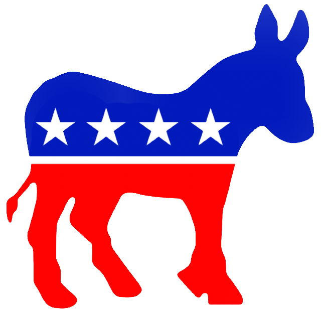 democratic party logo png