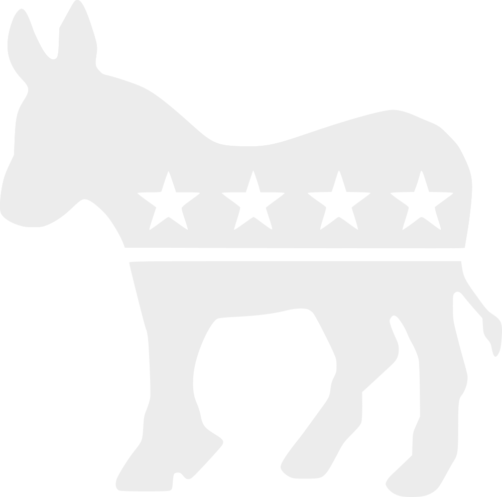 Democratic donkey png. The noun project examples