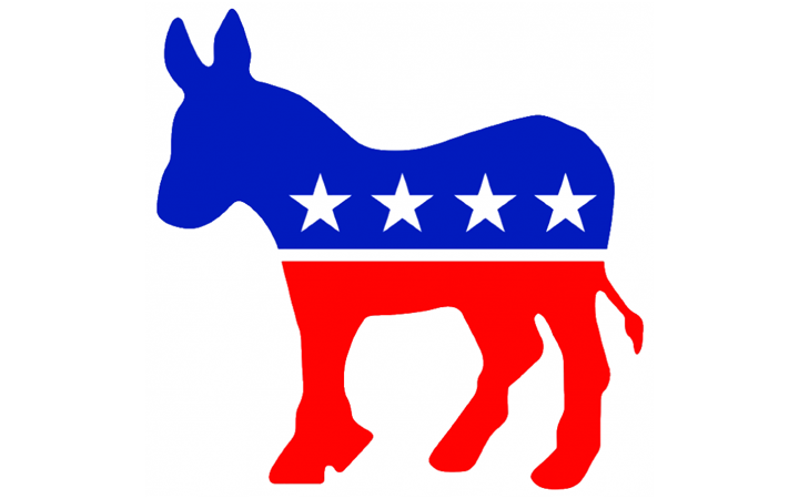 Democratic party png. New canaan caucus what
