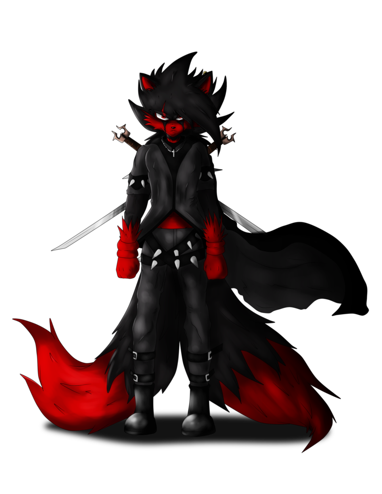 Demon anime png. Creative commons attribution noncommercial