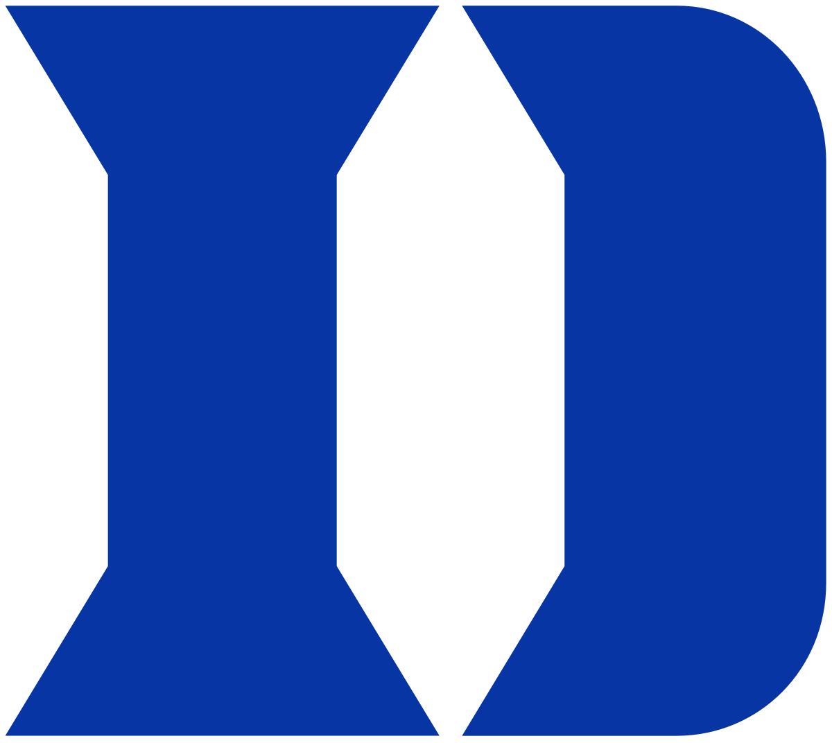 Demon clipart blue devil. Duke devils wikipedia
