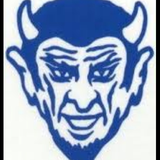 Demon clipart blue devil. Best devils images