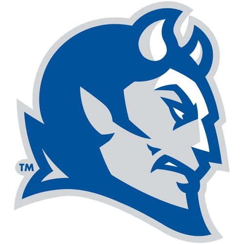 Demon clipart blue devil. Central connecticut devils college