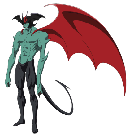 Demon Devil Man Transparent & PNG Clipart Free Download - YA-webdesign