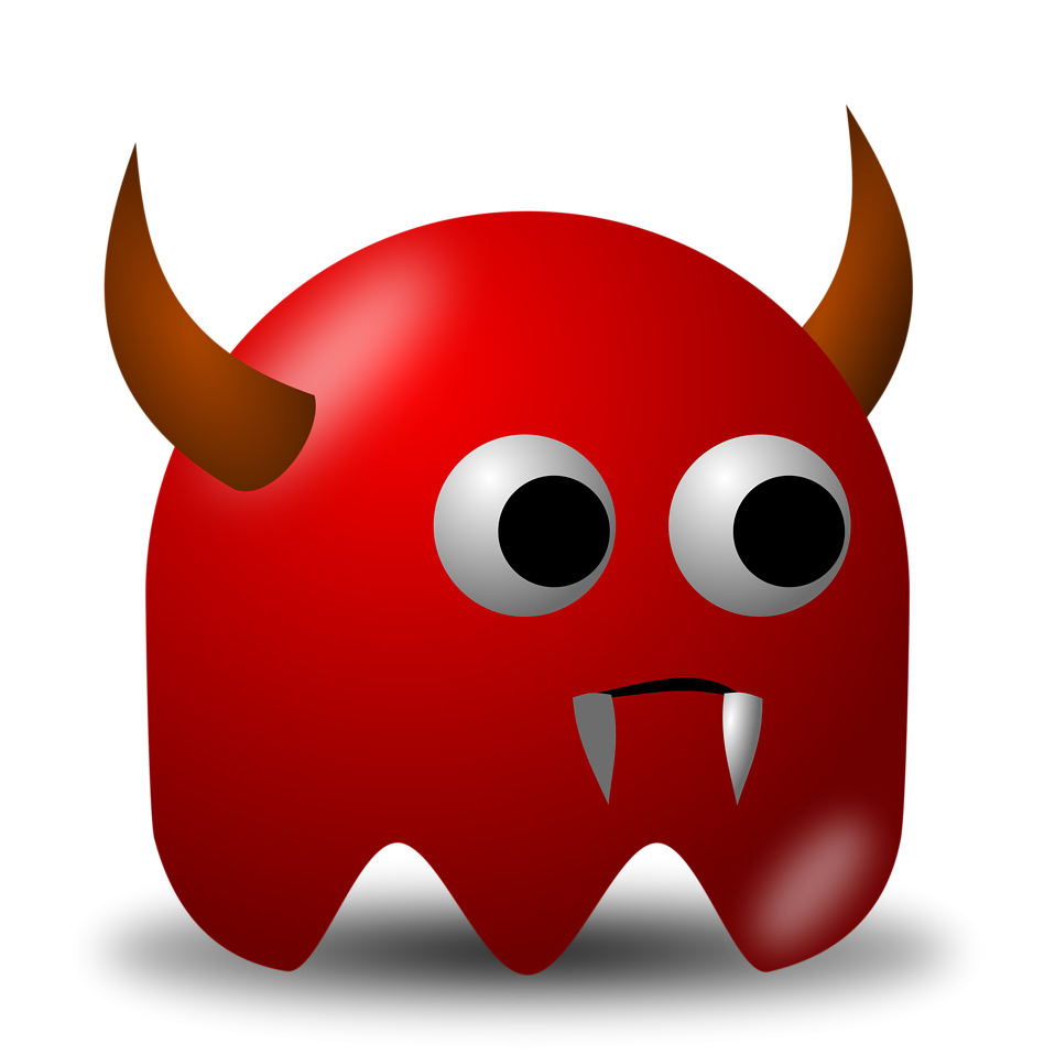 Demon clipart protected. Cilpart incredible inspiration devil