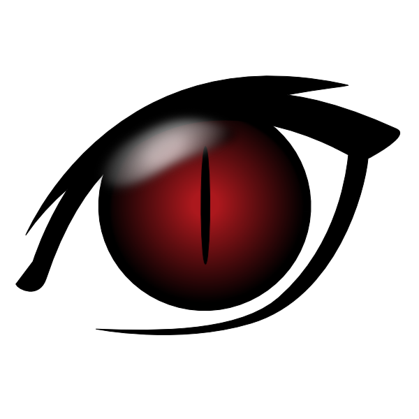 demon eye png
