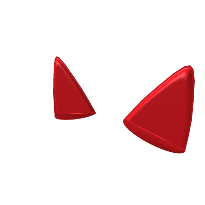 Demon ears png. Devil roblox