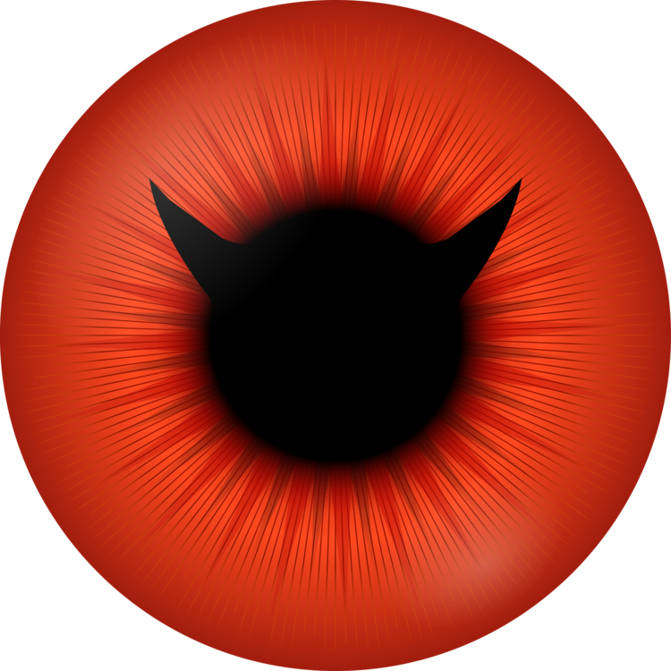Demon eyes png. Red x clipart download