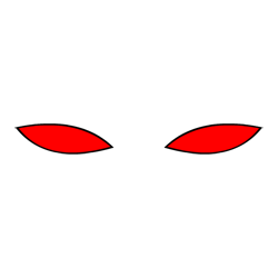 Demon eyes png. Image