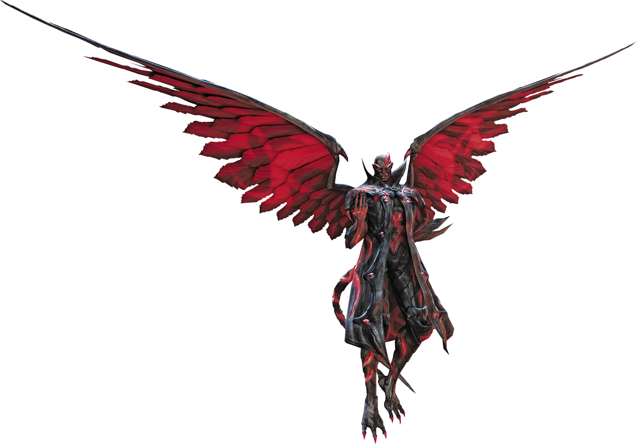 winged demon png