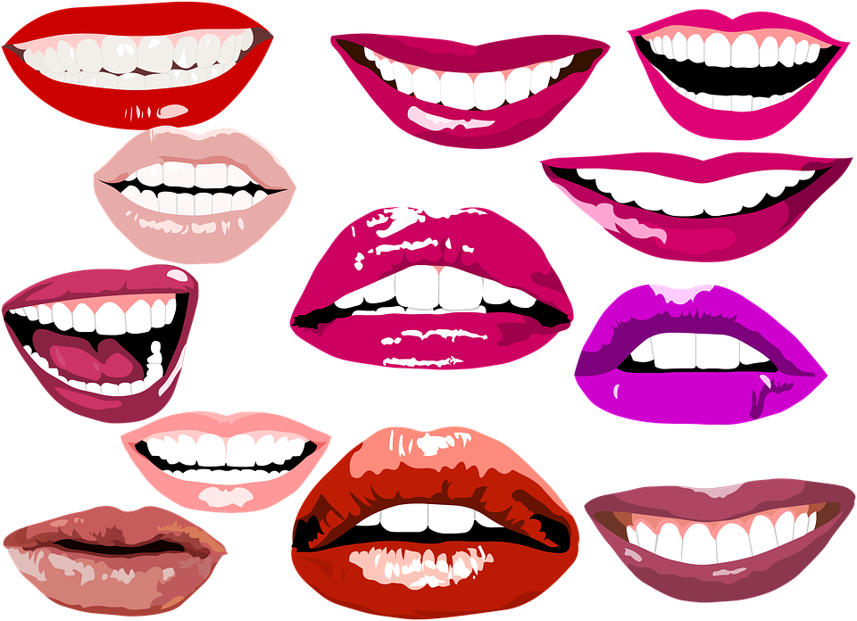 Dental clipart perfect smile. A beautiful and teeth