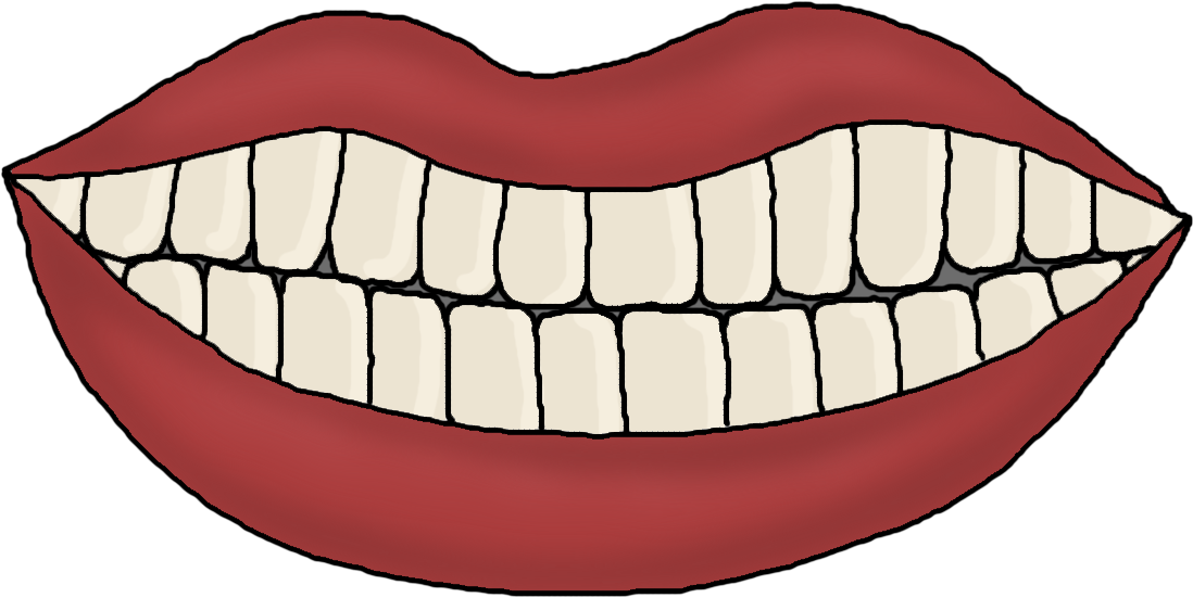 Free perfect cliparts download. Teeth clipart banner stock