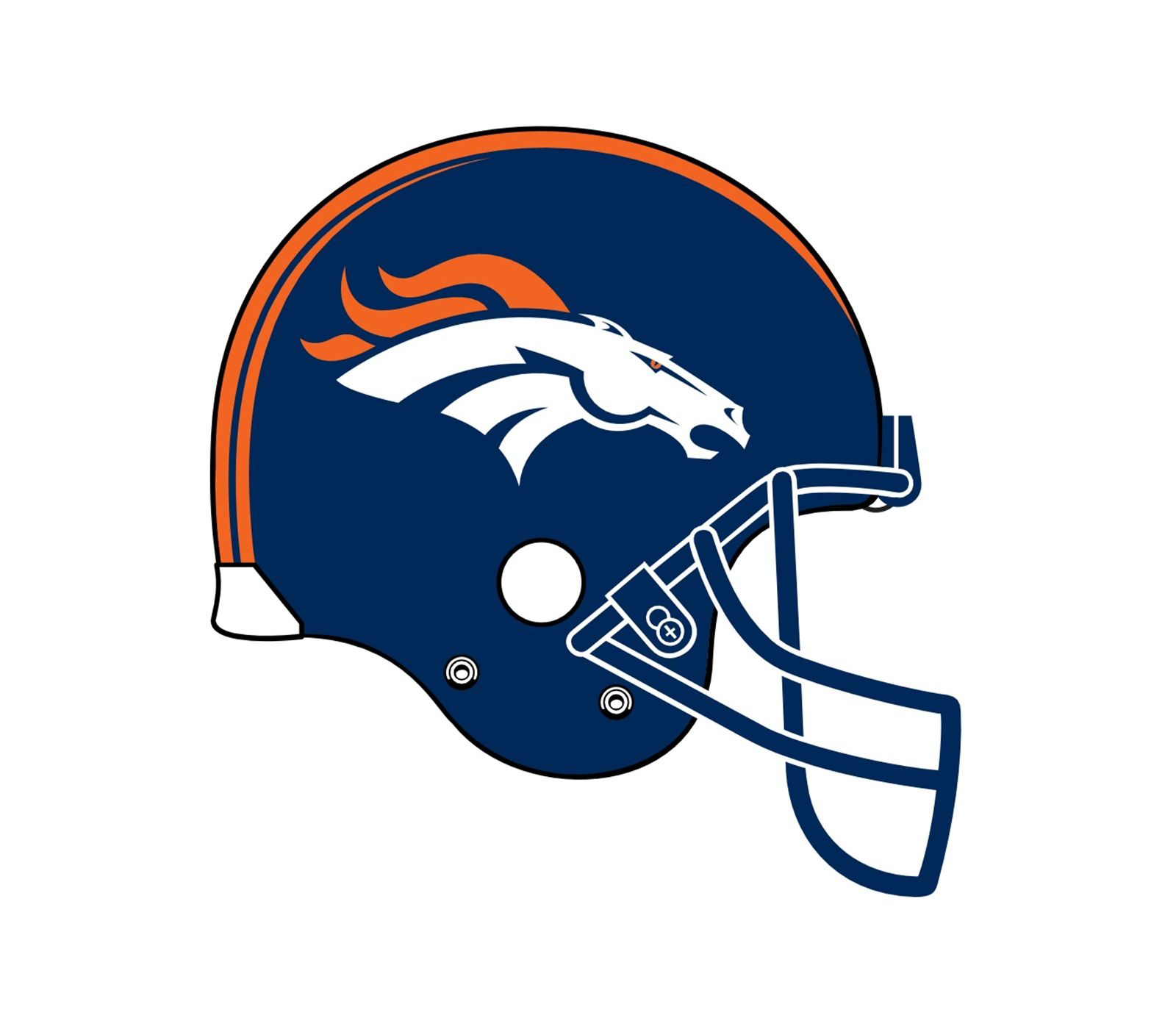 broncos vector svg
