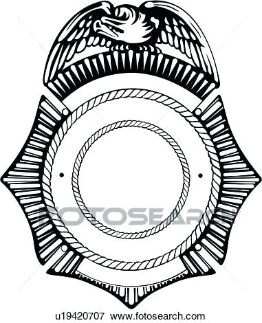 Clip art badges badge. Department clipart graphic free