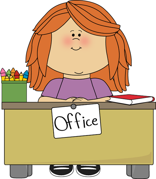 secretary clipart admin support