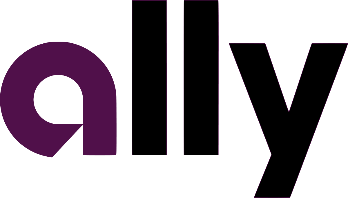 Department clipart corporate finance. Ally financial wikipedia