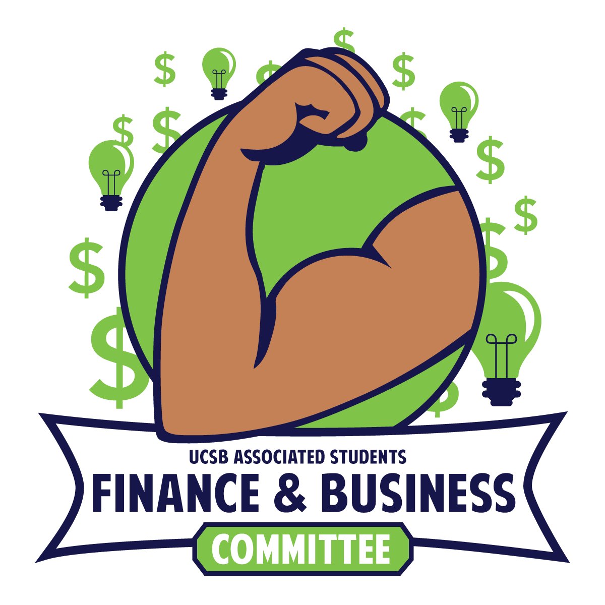 Finance clipart financial stability. Asucsb and business committee