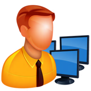 Receptionist clipart office supervisor. Free administrative staff cliparts
