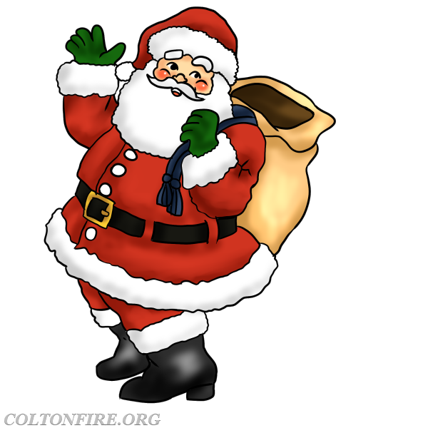 Elf clipart fat. Time for santa to