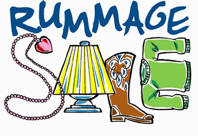 Fire rummage saturday june. Department clipart sale department svg free download