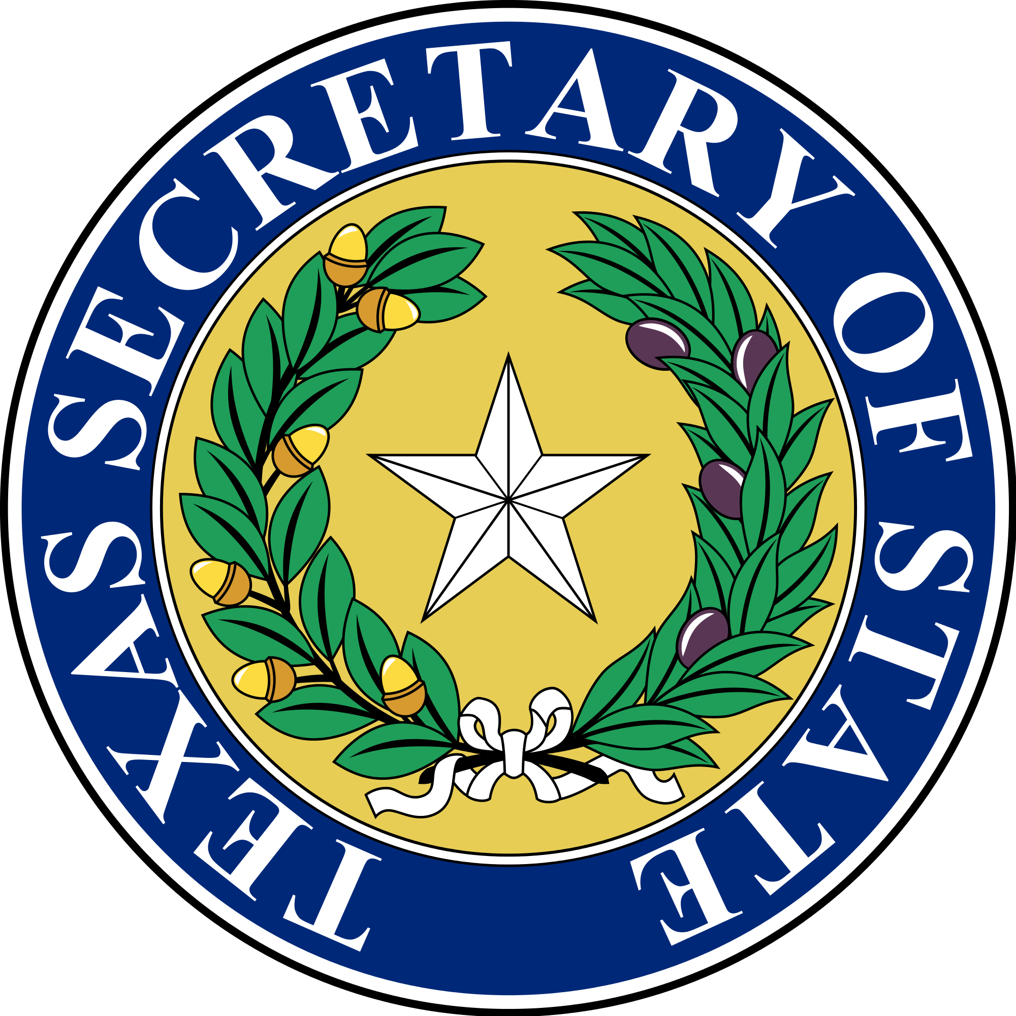 Department of state seal png. Texas secretary texaslawhelp org
