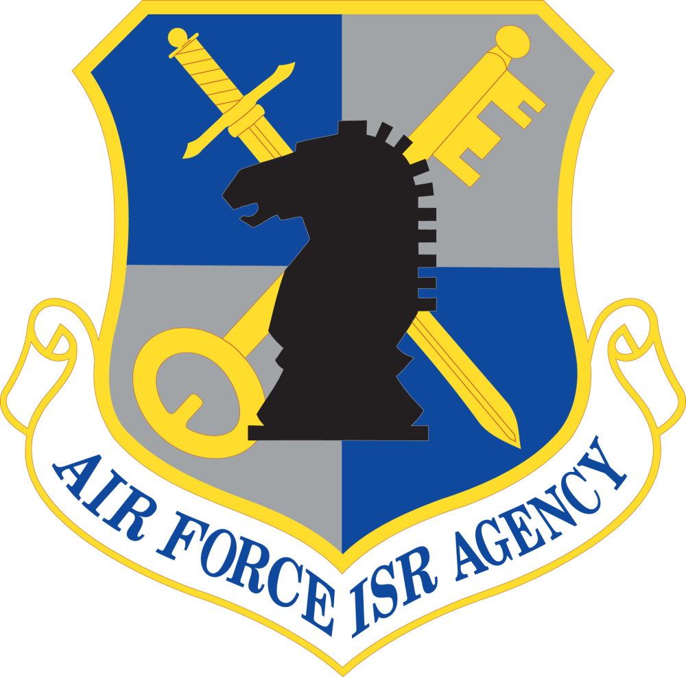 Department of the air force png. Intelligence surveillance and reconnaissance