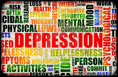 Depression clipart adolescence. The depressed medical student