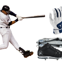 Derek jeter signature png. What pros wear the