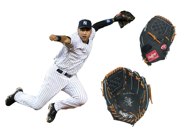 Derek jeter signature png. What the pro wears