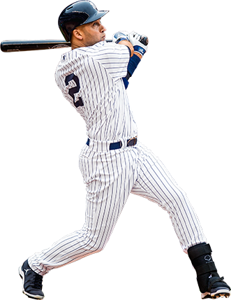 Derek jeter signature png. Exit stage center reflects