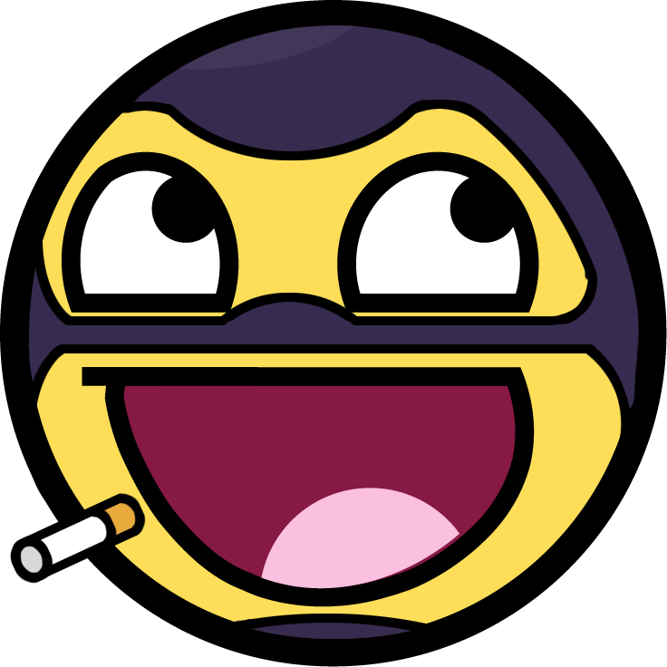 Derp smiley face png. The awesome collection sharenator