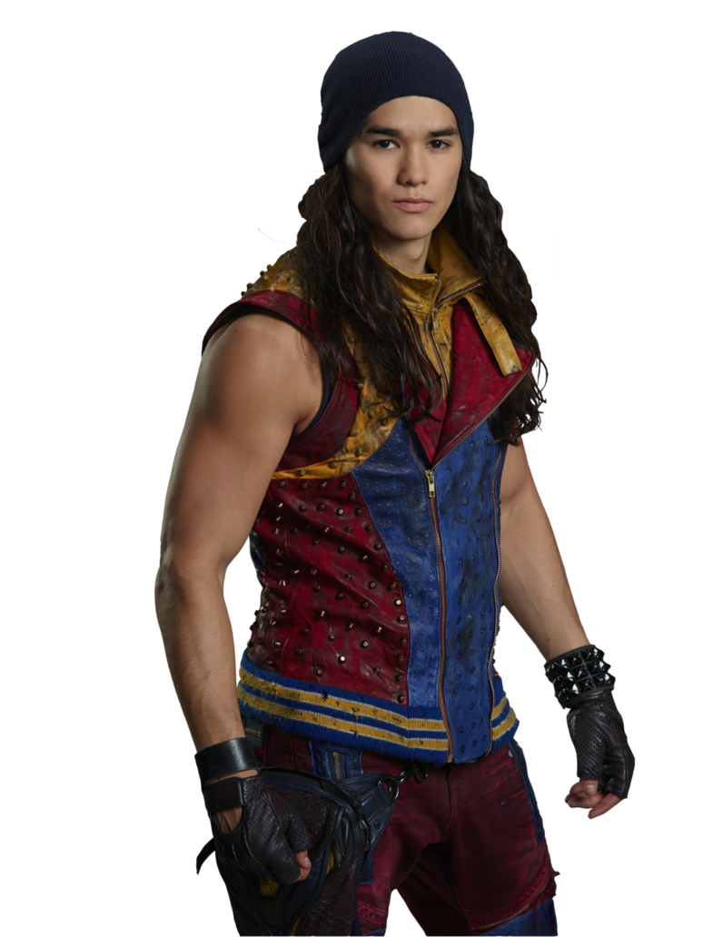 Descendants 2 png. Jay isle of the