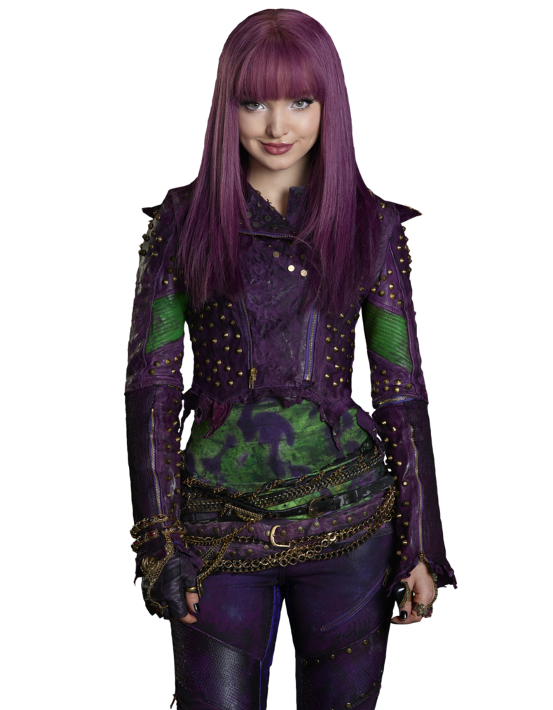 Descendants 2 png. Mal isle of the