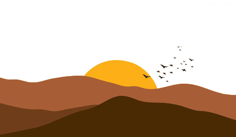 Desert cartoon png. Text sky illustration hand