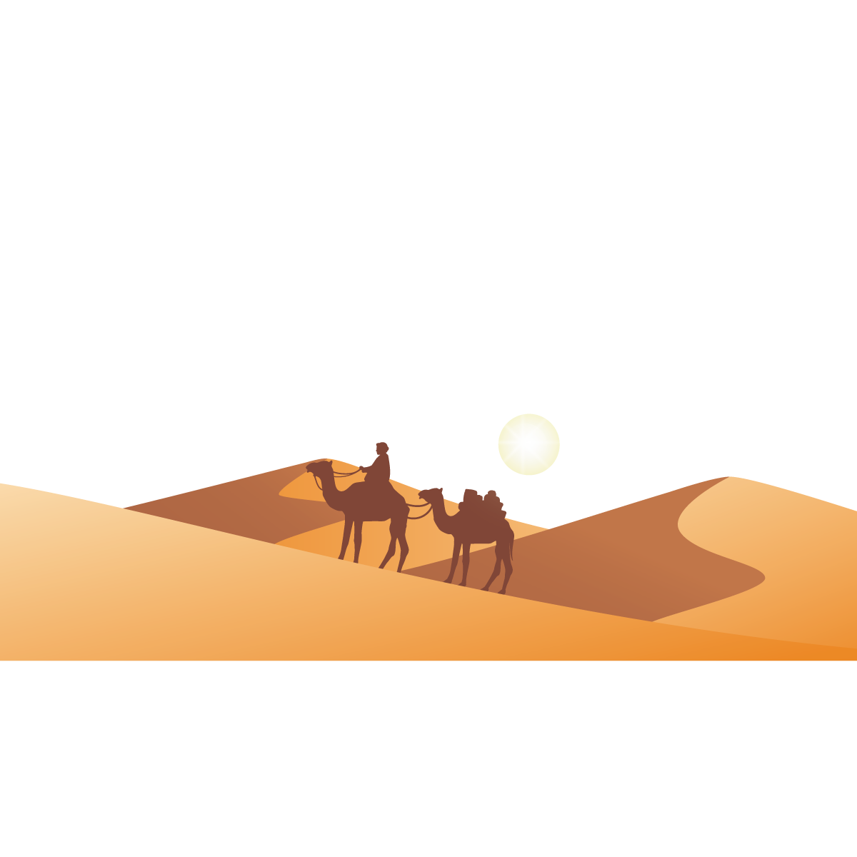 Desert cartoon png. Sand vector safaris transprent