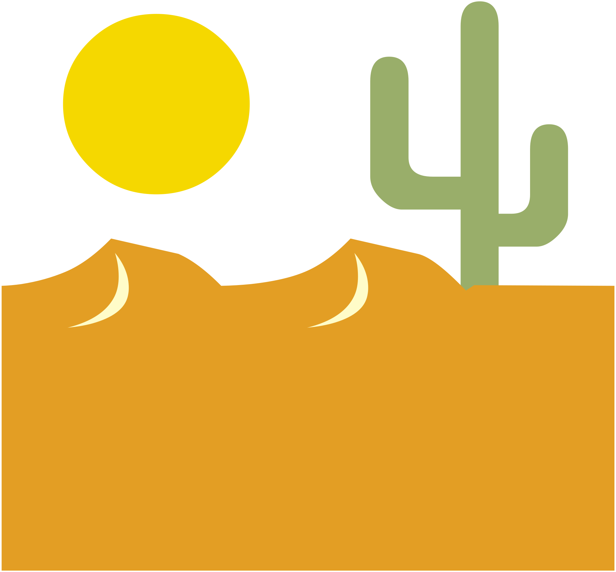 Desert clipart svg. File cactus in the