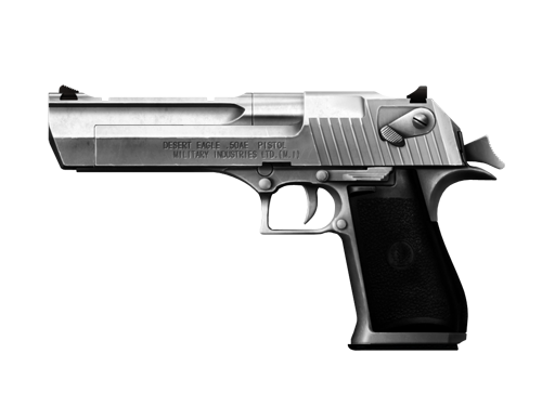 Desert eagle png. The most well known