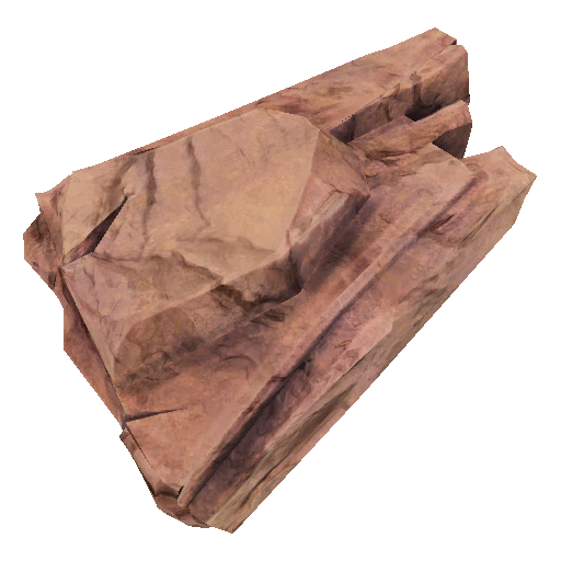 Desert rocks png. Craftnorrath landmark rock medium