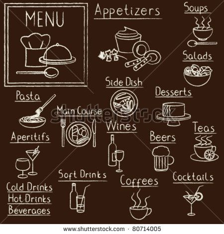 Design clipart menu. Best men images
