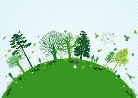 Design clipart nature. Free and vector graphics