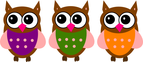 Free borders download clip. Design clipart owl image freeuse download