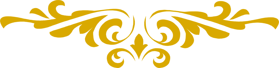 Gold swirl design png. Transparent images pluspng image