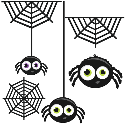 Design svg easy. Spider group cutting files