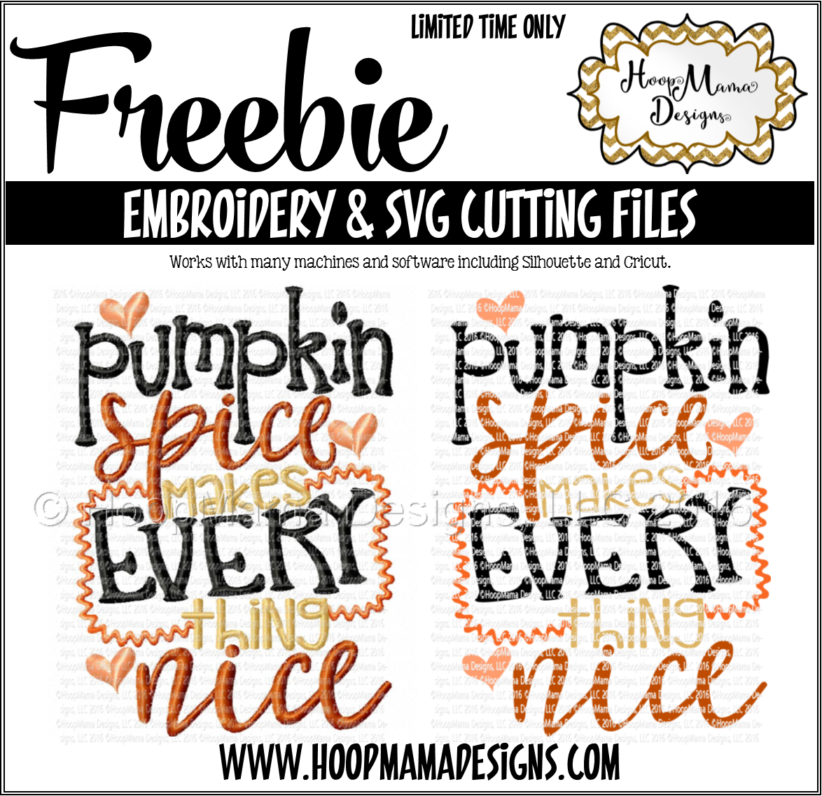 Svg design embroidery. Limited time freebie from
