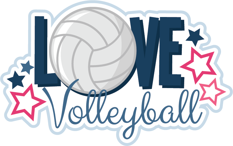 Design svg volleyball. Love scrapbook file files
